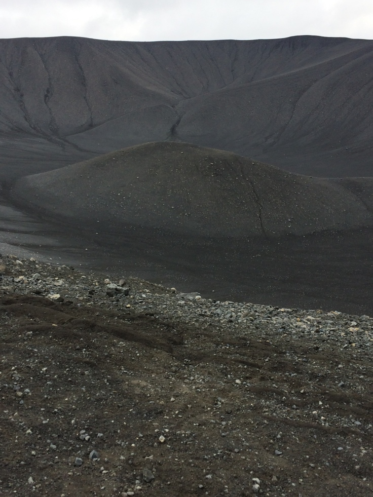 Cratère volcanique Hverfjall