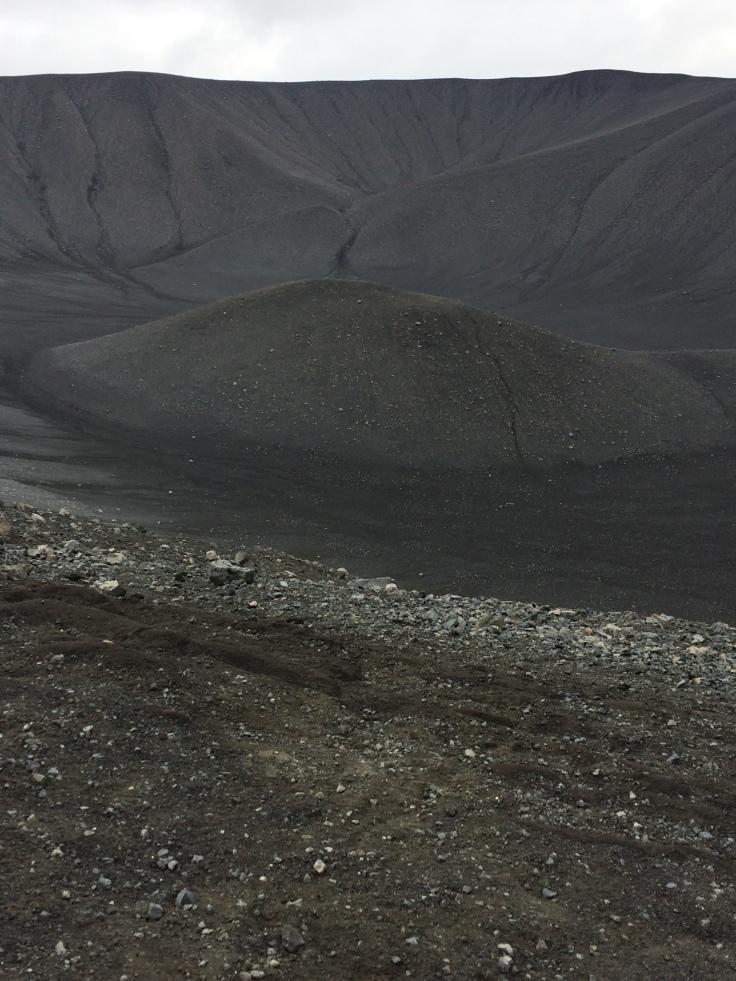 Cratère volcanique Hverfjall