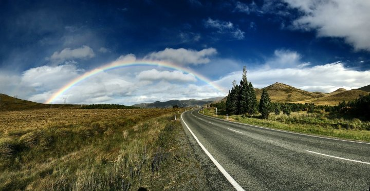 Arcs-en-ciel: un voyage en 11destinations