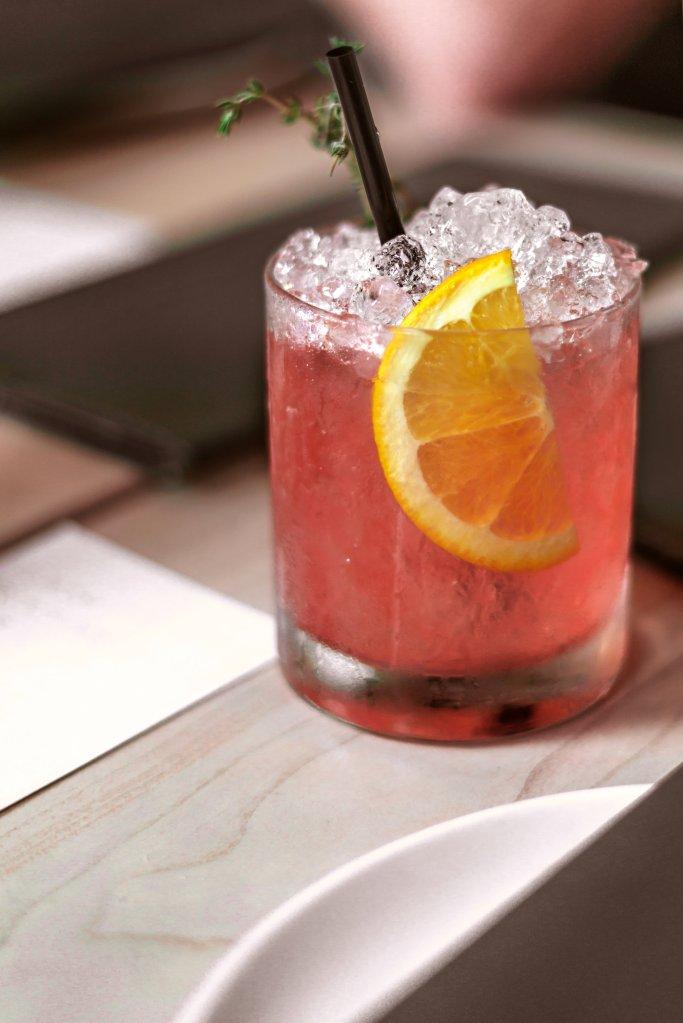 8 cocktails au gin
