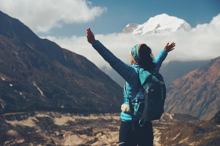 PVT et backpacking: avantages etinconvénients