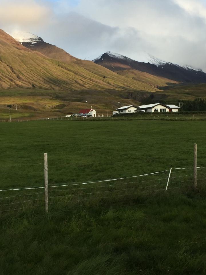 Voyage en islande hébergement sur une ferme