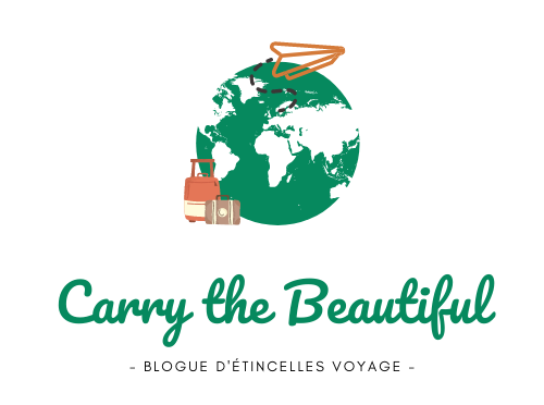 Carry the Beautiful – Blogue Voyage