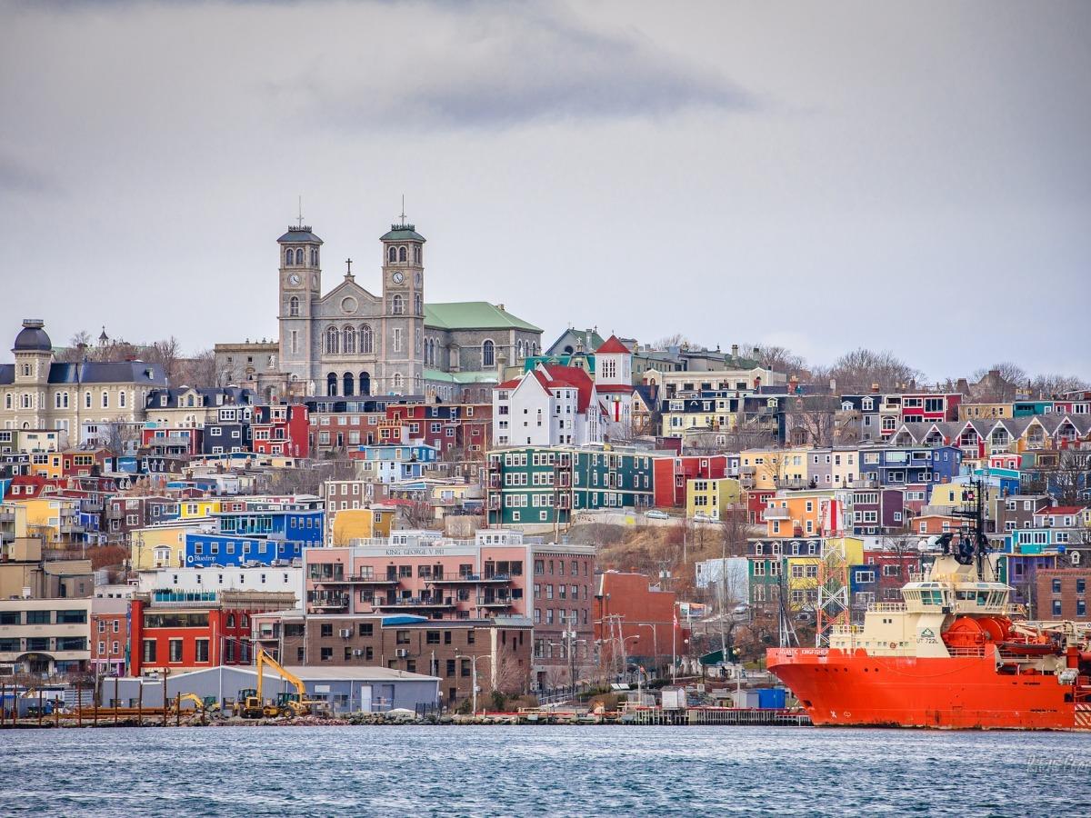 Visiter-St-John's-Terre-Neuve-en-3-jours
