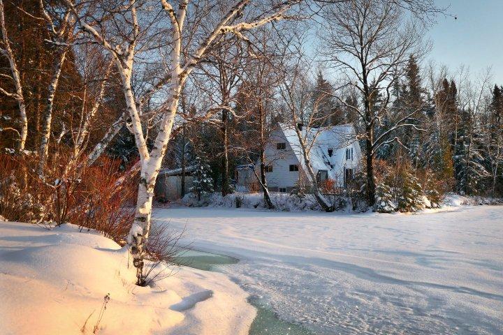 18 idées pour des vacances d'hiver à lamaison