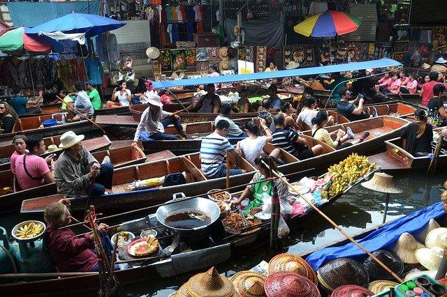 marché-à-bangkok