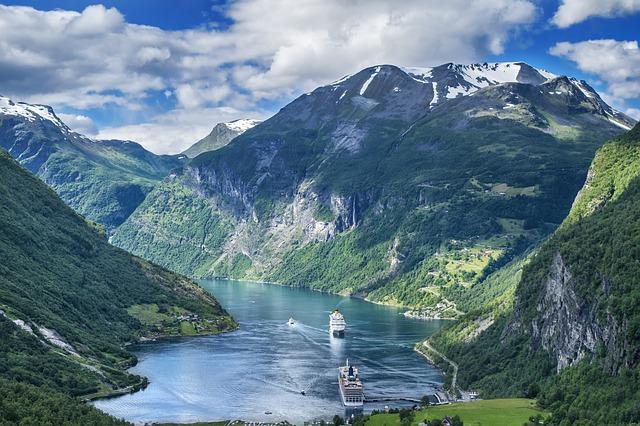 fjords-norvège